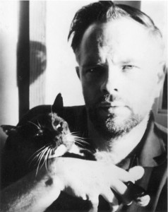 PKD loved cats, jazz, classical music, short brunettes with really nice breasts, and amphetmines