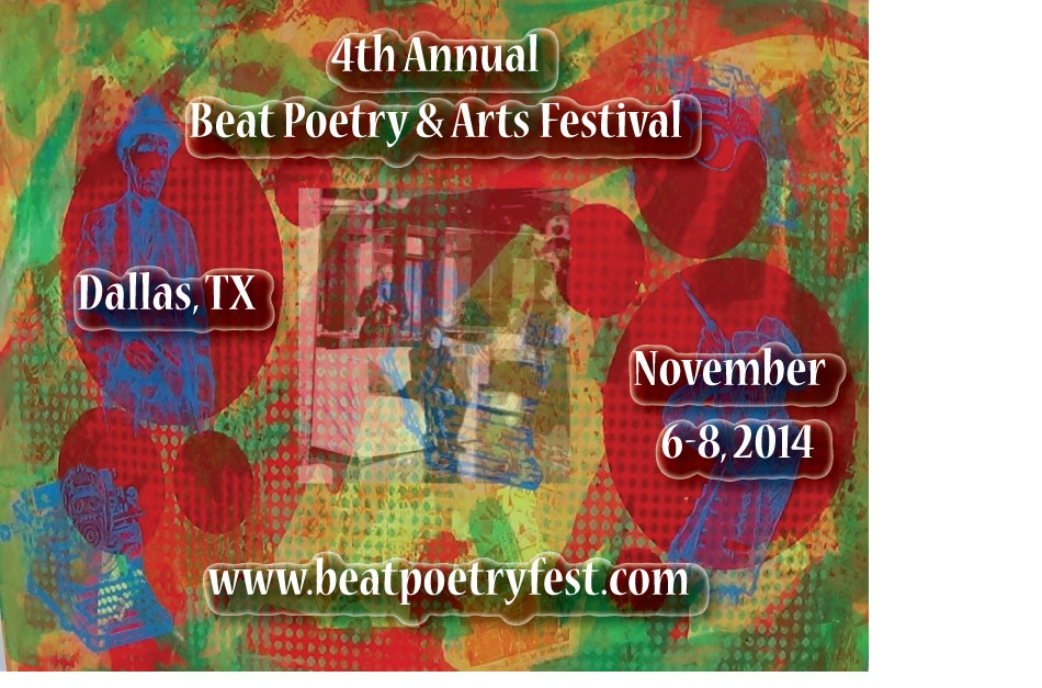 2014 Beat Poetry Festival