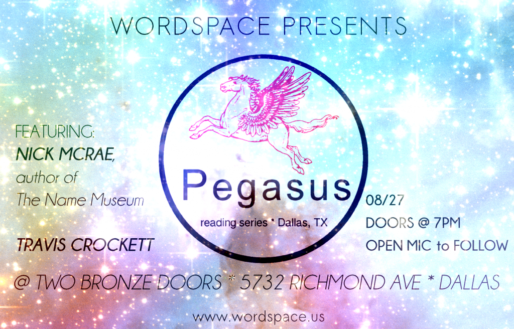 Pegasus Reading Series