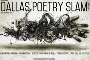 Dallas Poetry Slam Logo
